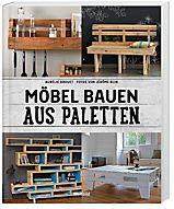 Möbel bauen aus Paletten - Schritt für Schritt