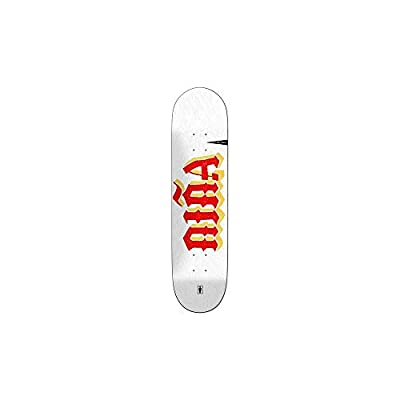 Girl Rot Kennedy Sign Painter - 8.25 Inch Skateboard-Deck (One Size, Rot)