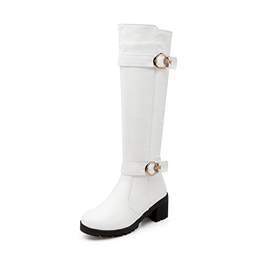 adeesu-damen-chelsea-boots-weiss-weiss-grosse-37