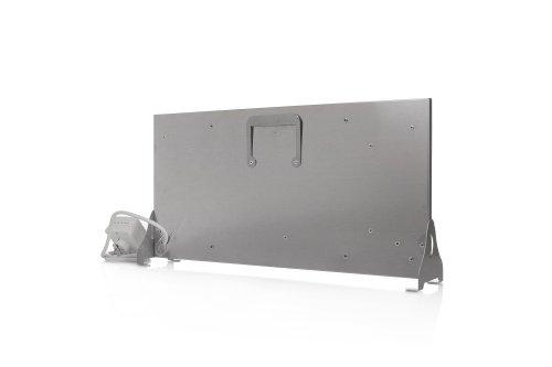 Magma Infrarotheizung 400Watt (Granit grau-weiß) Stand-Variante mit Steckdosenregler - 2