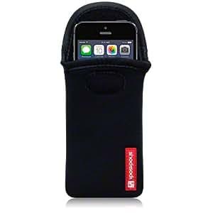 Shocksock Neoprene Case for iPhone 5S - Black