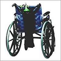 Wheelchair Carry Case for D and E Oxygen Cylinders by Responsive Respiratory preisvergleich bei billige-tabletten.eu