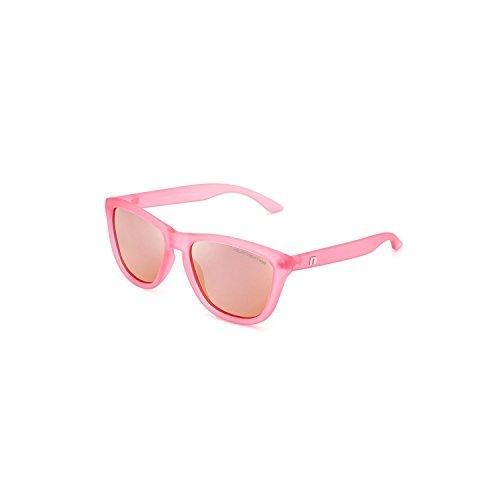 CLANDESTINE Model Kids Crystal Coral Rose - Jungen Polarisierte Sonnenbrillen