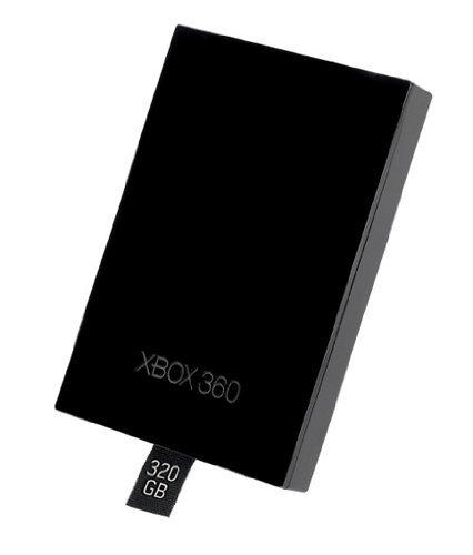 Xbox 360 - 320 GB Festplatte (für Slim Konsolen) OEM