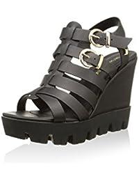 Zapatillas Negro EU 37 Miss Roberta q6OA99BQzQ