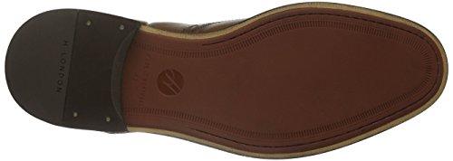 Hudson London Herren Breslin Chelsea Boots Braun (Cognac)