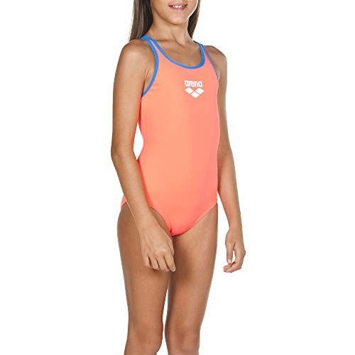 ARES5 Arena Mädchen Sport Badeanzug Equilibrium Navy Shiny