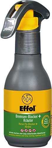 Effol Bremsen Blocker, 750 ml mit kraftvollem Kräuterduft | Special Edition gegen Bremsen, Fliegen, Mücken