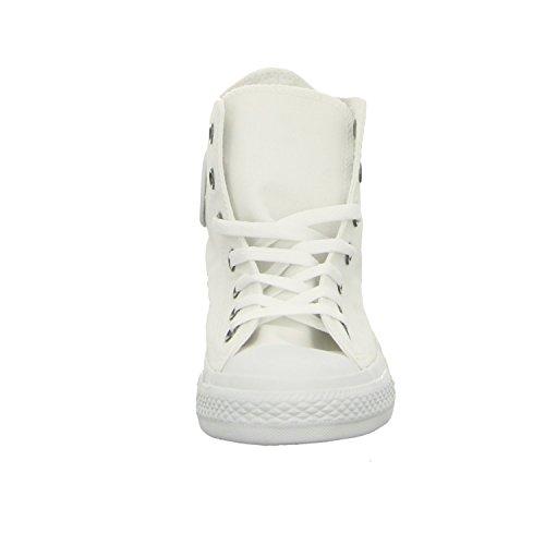 Conversare Come Hi Can Carboncino 1j793 Unisex-erwachsene Sneaker Wei