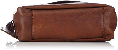 Bodenschatz Sierra 8-465 SE 05, Borsa a tracolla Uomo Marrone (Braun (espresso))