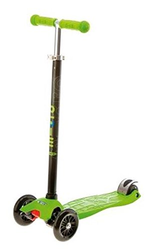 Micro Mobility Uni Maxi Roller, Grün, One Size