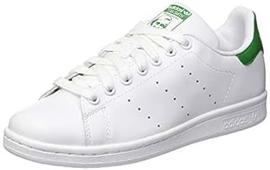 adidas Originals Stan Smith, Unisex Adults' Low-Top Sneakers, White (Running White Ftw/running White/fairway), 5 UK (38 EU)