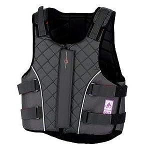 Covalliero Kerbl Unisex Sicherheitsweste Schutzweste ProtectoFlex 315 Light Beta
