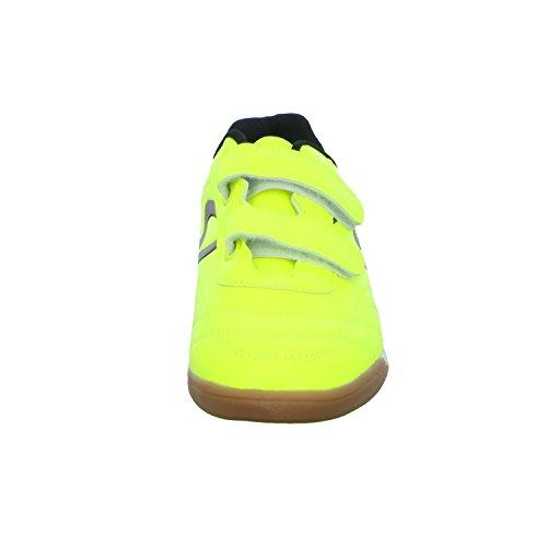 Sneakers ZCS201 Unisex Kinder Indoor Gelb (Gelb)