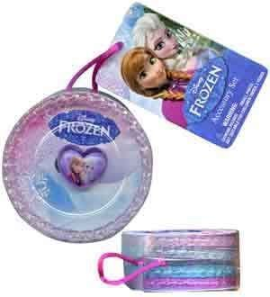 Disney Frozen 4 Bangles and 1 Ring [6 Retail Unit(s) Pack] - FZBAN by UP