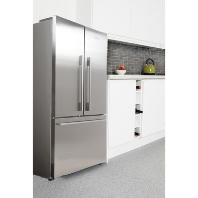 Fisher & Paykel RF522ADX4 24336 Designer French Door Fridge Freezer Stainless Steel