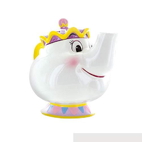 Toy Box Teekanne und Tasse, keramik, multi, 24 x 17 x 20 cm -