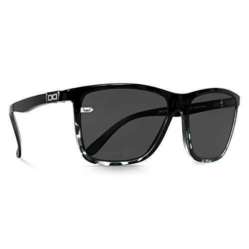 gloryfy unbreakable eyewear Sonnenbrille Gi15 St. Pauli Mosaik by Camo + Krooked, schwarz grau