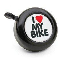 Electra Klingeln I Love My Bike Bell Black