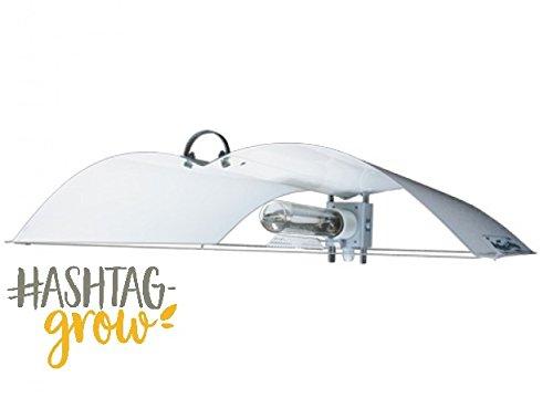 Adjust-A-Wing Defender Medium mit Spreader&Fassung Reflektor NDL MH ESL Growbox