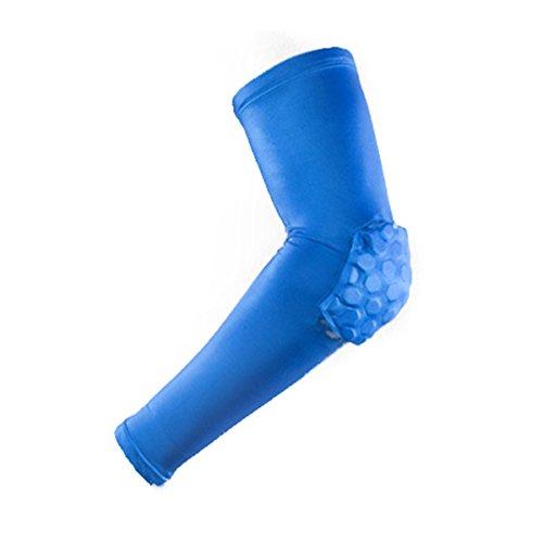 Compression Arm Sleeve - WinCret Professionelle Unisex Wabe Anti-Kollisions Armschutz Abdeckung (Kleinkind Tasche Für Geld Kostüm)