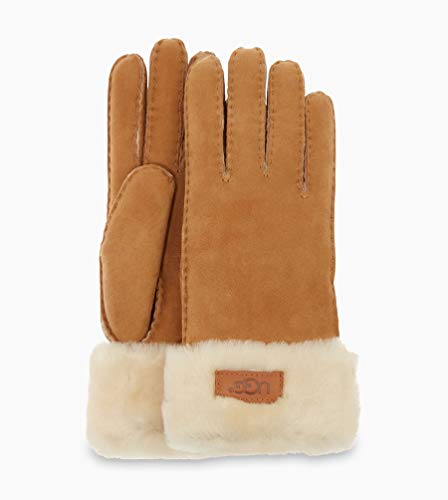Guantes Mujer Classic by UGG pielguantes M - beige