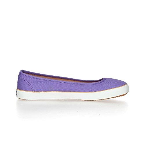 Ethletic Fair Dancer Collection 17 – Farbe purple rain aus Bio-Baumwolle – vegane & nachhaltige Schuhe - 5
