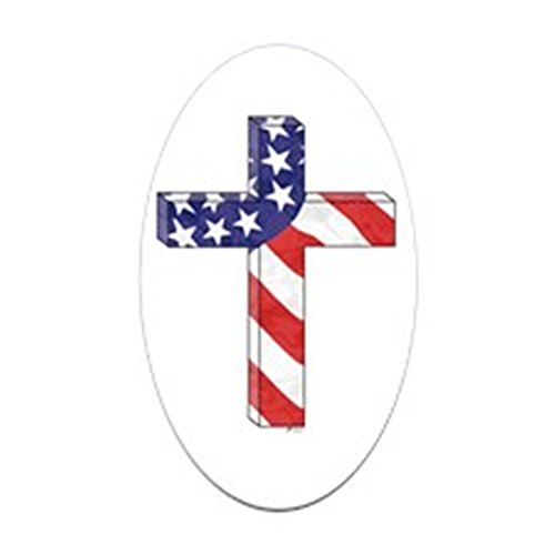 cafepress-freedom-cross-oval-sticker-oval-bumper-sticker-car-decal