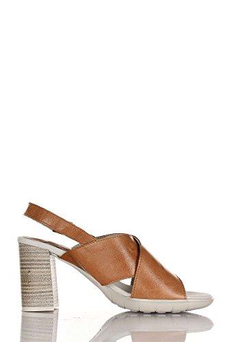 Callaghan 21200 Maverick Lux Sandalo Donna Cuoio