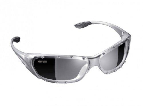 Tokyo Soldier Schiessbrille schwarz, getönte Gläser von Umarex 5.8087