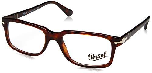 Persol Brillen 3130 24, Tortoise Kunststoffgestell, 54mm