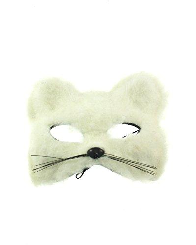 Alter Egos Kostüm - Zac's Alter Ego® Fell Katze Maske ideal für Halloween/Kostüm Parteien/fancy Kleid
