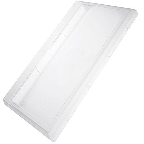 Fassade Schublade 24cm x 43cm-Kühlschrank, Gefrierschrank-Ariston Hotpoint