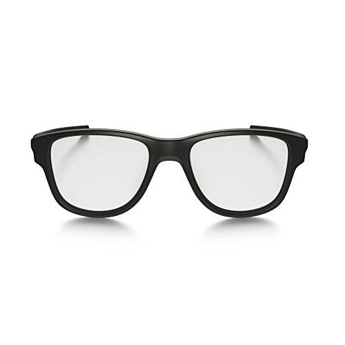 Oakley Unisex-Erwachsene OX8094 Brillengestelle, Schwarz/Transparent, 6