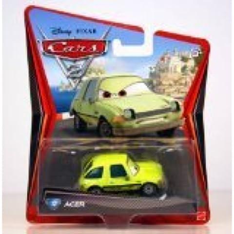 Disney Pixar Cars 2 Die Cast Acer #12 by Disney
