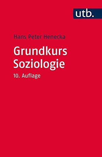 Grundkurs Soziologie
