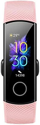 Honor Band 5 Smartband Standard Version, 0.95 Inch AMOLED Full Color Screen, IP68 50M Waterproof, Real Heart R