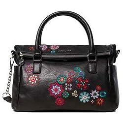 Desigual Loverty Hand Bag Nanit Loverty Hand Bag Negro