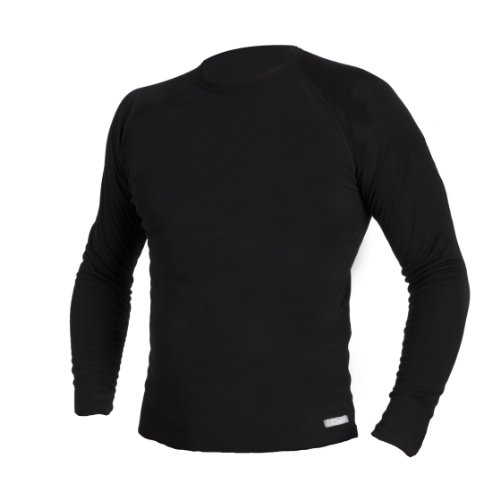 B009A8BS4K Uni Thermounterwäsche, Nero, 176, 3Y04260 (Angeln Shirt Thermal)