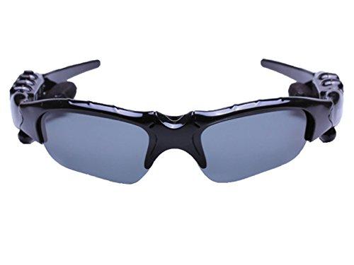 Kabellose Kopfhörer Bluetooth Sonnenbrille Handys Stereo-Freisprecheinrichtung Bluetooth 4.1Headset Musik Brillen für Fahren, Reisen, Skifahren, Bergsteigen, Angeln, etc.