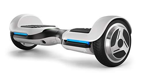Mega Motion Hoverboard LED SS-01Jr (White)