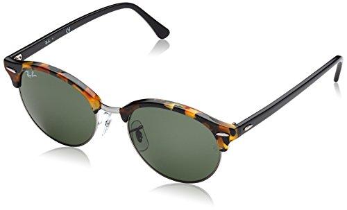 Rayban Unisex Sonnenbrille Mod. 4246, Mehrfarbig (Gestell: Havana, Gläser: gün 1157), Medium (Herstellergröße: 51)