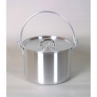 Preisvergleich Produktbild Biwak Aluminium Kochtopf Hordentopf 4,5 Liter