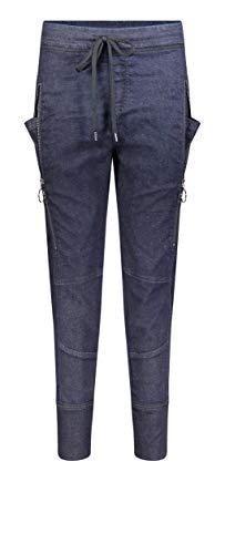 MAC JEANS Damen Hose Future 2.0 Authentic Light Denim 40/OL Ribbon Jeans Hose