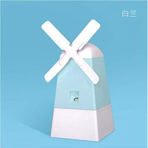 FEI&S The windmill humidifier spray mini charging the humidifier Fan , ,120*110*121mm Hester Prynne