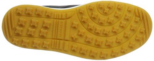 Lowa London Ii Gtx Qc, Sneaker a Collo Alto Uomo Blu (Navy/Brown)