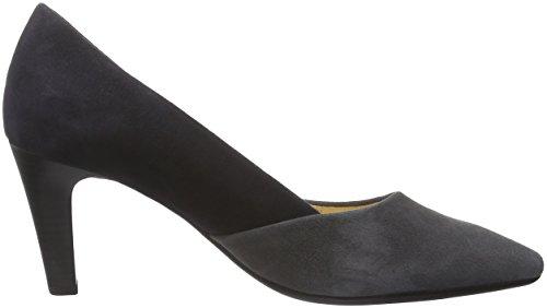 Gabor Basic, Escarpins Femme Multicolore (Pazifik/Dark Grey 36)
