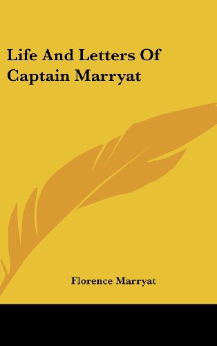 Life and Letters of Captain Marryat