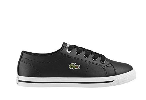 Lacoste MARCEL 117 1 CAC CAJ, Schuhgröße:32, Farbe:blk/blk (Lacoste Marcel Sneaker Kinder)