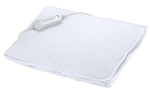 Preisvergleich Produktbild Melissa Wärmeunterbett L 150 cm x B 80 cm,  Heizunterdecke 3-stufig,  Heizdecke für Couch und Bett